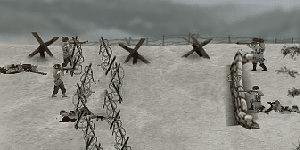 Hra - Warfare 1944