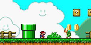 Hra - Mario Flash Forever