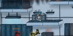 Hra - Strike Force Heroes