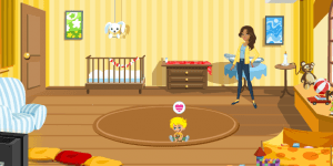 Hra - Super opatrovateľka