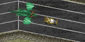 Hra - Dragon Fire Scorched Pursuit