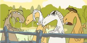 Hra - Singing Horses