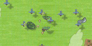 Hra - Notebook Wars 3 Unleashed