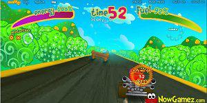 Hra - 3D Kartz