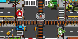 Hra - Traffic Mania