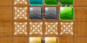 Hra - Sliding Cubes