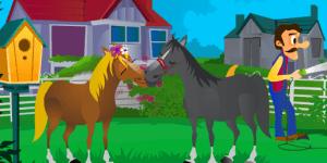 Hra - Horse Love