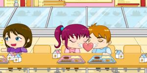 Hra - Cafetaria Kiss