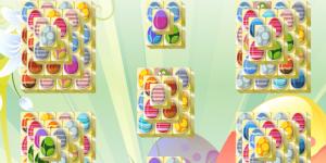 Hra - Happy Easter Mahjong