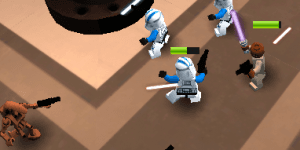 Hra - Lego Star Wars: Yoda Chronicles