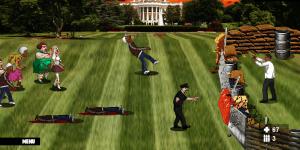 Hra - Obama vs. Zombies