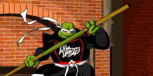 Hra - Teenage Ninja Turtles