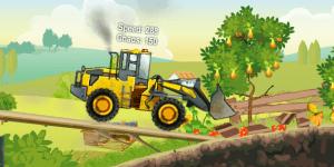 Hra - Tractors Power Adventure
