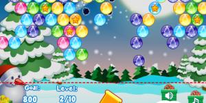 Hra - Christmas Bubbles