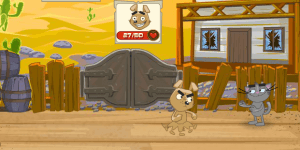 Hra - Furry Fights 2: Revenge