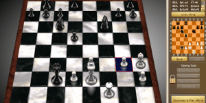 Hra - Flash Chess III
