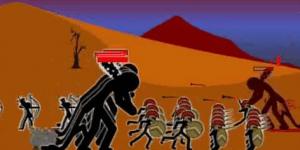 Hra - Stick War