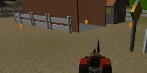 Hra - Tractor in Farm