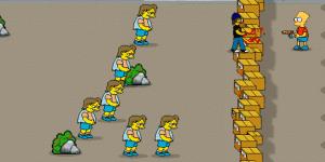 Hra - Bart Simpson Defense