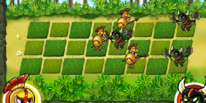 Hra - Spartans vs Goblins