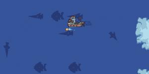 Hra - Fishy Waters