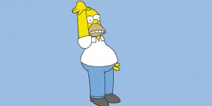 Hra - Crazy Homer Simpson