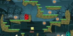 Hra - SpongeBob Halloween Adv 2