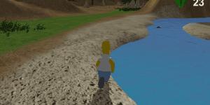 Hra - Homers Adventure