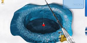 Hra - Ice Fishing