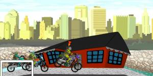 Hra - Turtles Racing