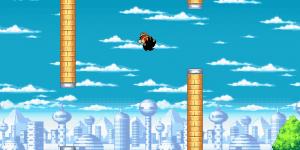 Hra - Flappy Goku