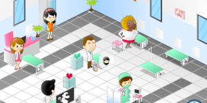 Hra - Frenzy Animal Clinic