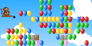Hra - More Baloons