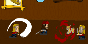 Hra - Oh Argh! Pirates!
