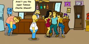 Hra - Homer Simpson Saw Game