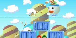 Hra - Mario War Escape