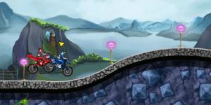 Hra - Power Rangers Power Ride