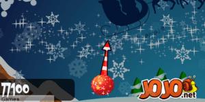 Hra - Bubble Shooter Christmas