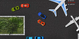 Hra - Airport Super Race