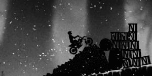 Hra - Dark Snow Challenge