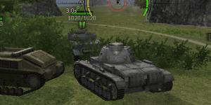Hra - Ground War: Tanks