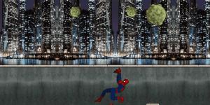 Hra - Spiderman Stone Breaker