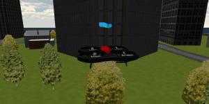 Hra - Drone Flying Sim
