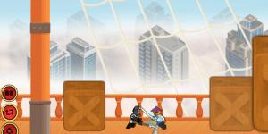 Hra - Legendary Ninja Battles