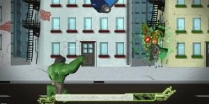 Hra - Marvel Super Hero Hulk