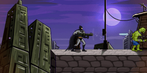 Hra - Batman Shoot Em Up