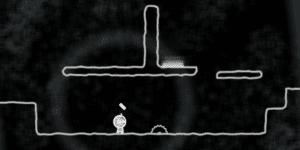 Hra - Chalkboard Alien