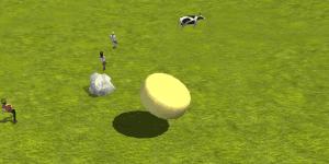 Hra - Big Cheese Roll