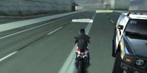 Hra - Motorbike versus Police