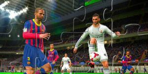 Hra - Fifa 2015 Puzzle